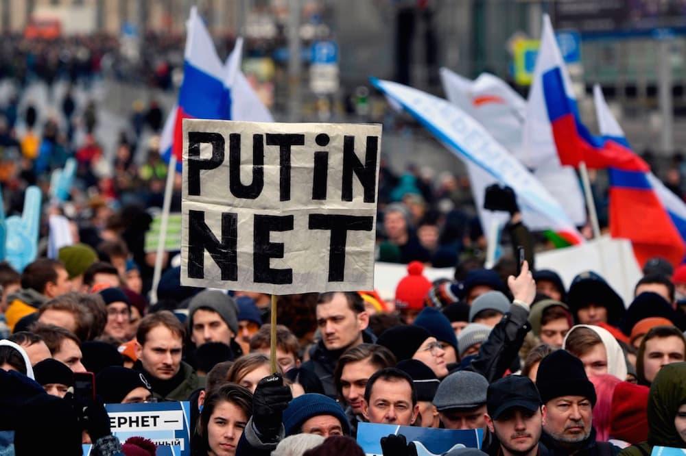 media freedom in Russia