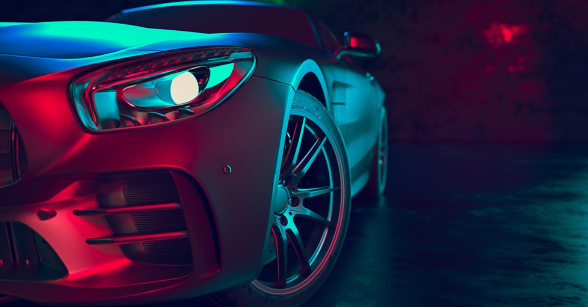 motor show cars online