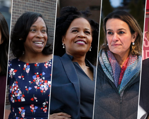 Boston Mayoral Candidates For Debut