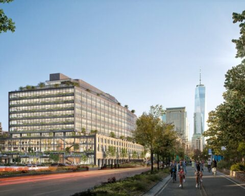 Google's investment in New York