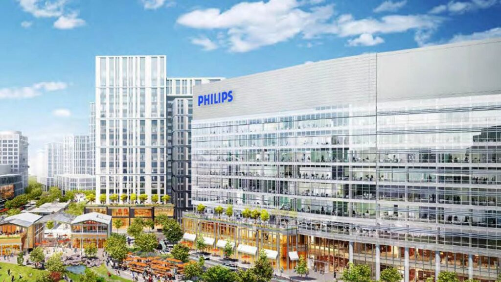 Philips office
