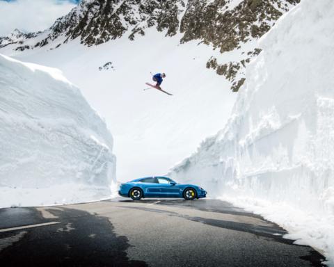 Porsche Jump