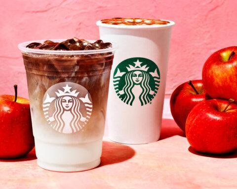 Starbucks Apple Crisp Macchiato