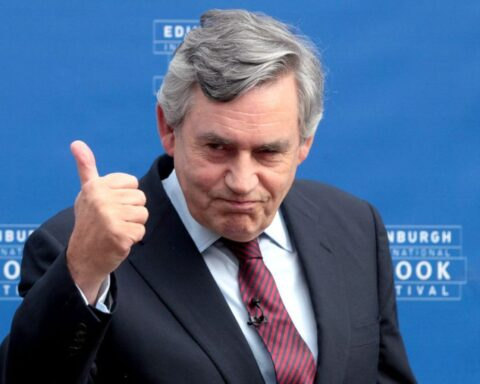 WHO Gordon Brown